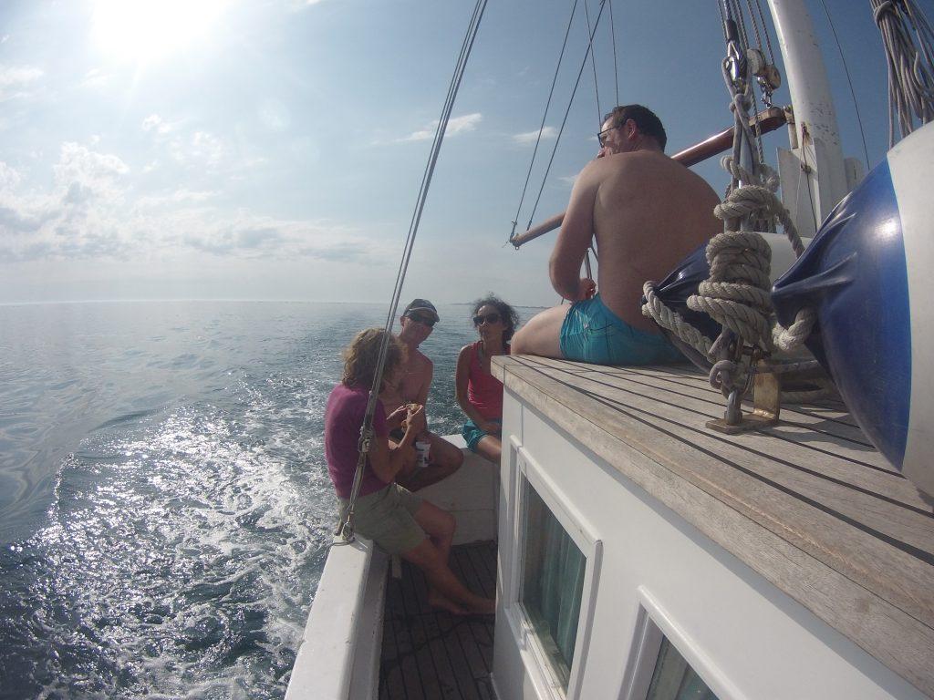 Plongée à Chausey