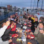 Week-end à Jersey en voiliers avec les invités du vent