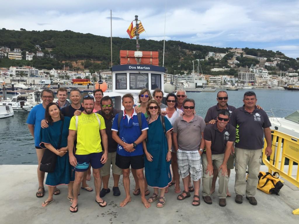Séjour Espagne Estartit aux iles mèdes 2018